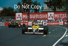 Keke Rosberg Williams FW10 Winner Australian Grand Prix 1985 Photograph 1