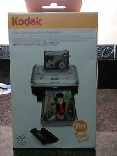 Kodak EasyShare PH-160 (4 x PH40) Colour Cartridge Photo Paper Kit New & Sealed
