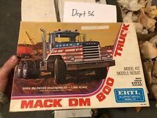 RARE ERTL 1:25 Mack DM800 Conventional Stars-n-Stripes.