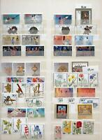 Germany Berlin Great Lot of Semi-Postal Sets and Stamps all MNH 49 diff Stamps