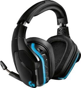 Logitech G935 Wireless 7.1 Surround Sound Gaming Headset LIGHTSYNC RGB