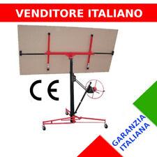 Notek Alzalastre per Cartongesso XXL Sollevatore Pannelli - Rosso