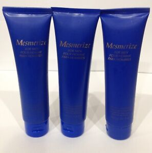 AVON MESMERIZE AFTER SHAVE CONDITIONER 3.4 FL OZ (Pack of 3)