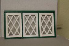 DOLLS HOUSE DIY  = Plastic Window
