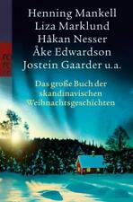 Das große Buch der skandinavischen Weihnachtsgeschichten von Henning Mankell
