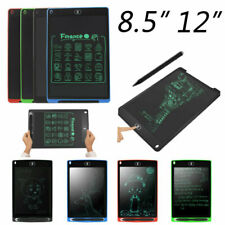 Kids Children LCD E-Writing Tablet Pad Educational Learning Toy Gift Notepad USA