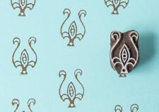 small wooden printing blocks Indian Pattern wooden printing block ornament