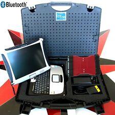 Profi Diagnose Laptop OBD2 BT KFZ Universal fast alle PKW mit Tiefendiagnose +++