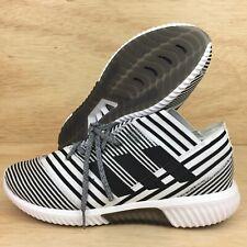 4c28982ee Adidas Nemeziz Tango 17.1 Men SZ 11.5 Indoor Soccer Shoes White Black