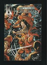 HORSEMAN US KEVLAR COMIC VOL.1 # 2/'97