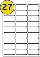 White Self Adhesive Blank A4 Printer Address Labels Amazon FBA Barcode Stickers
