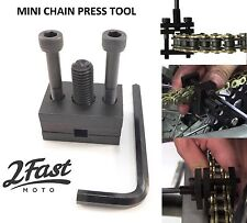 Mini Chain Press Tool Honda Dirtbike ATV Quad 4 Wheeler Motorcycle 520 530 Chain