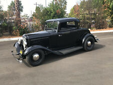 1932 Ford 3 Window Coupe Deluxe