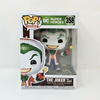 Funko Pop! The Joker As Santa #358 DC Super Heroes Holiday Christmas Batman