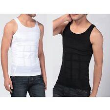 Men's Plain Slim Sport T-Shirts Tank Top Muscle Sleeveless Tee A-Shirt Tops Vest