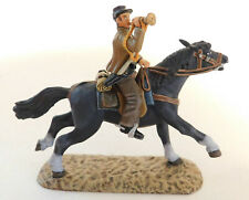 Frontline Figures RC 21 Bugler Mounted Horse Cavalry Civil War
