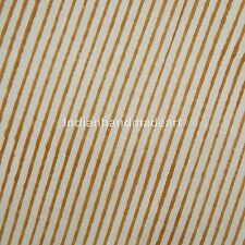 100% Pure Cotton Voile Fabric Indian Crafting Hand Block Printed Material Fabric