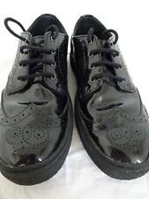 FRED PERRY  Brogue SHOES  Loafer Patent  Black  UK 5 US 7 /EU 38    065 G