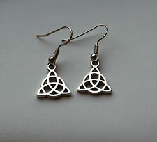 Stainless Steel Knot Fashion Earrings