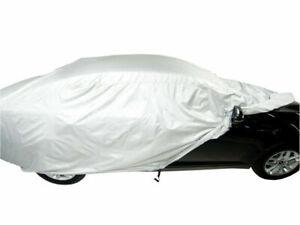 FS16558F5 Black Covercraft Custom Fit Car Cover for Select Ferrari Enzo Models Fleeced Satin