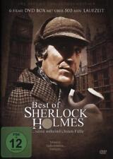Sherlock Holmes -Best of [2 DVDs] ...seine unheimlichsten Fälle - DVD NEU - 1828