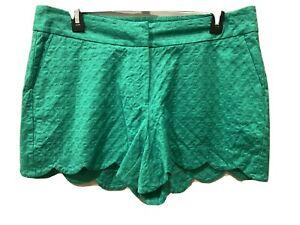 Crown & Ivy Ladies Shorts Size 10