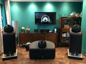B&W 800D Bowers and Wilkins B&W 800D Diamond Speakers