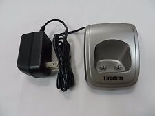 Aw8 Uniden Dcx21 Handset Charger, Ps-0035 Ac Adapter, Extra Bt-1016 Battery Al35