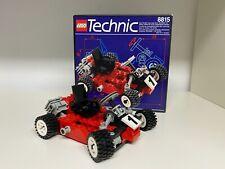 """LEGO Technic 8815 """"Speedway Bandit/Go-Kart"""" vollständig mit OVP"""