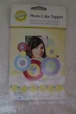 Wilton Sweet Dots Top Photo Cake Topper New 2113-1605
