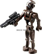 LEGO STAR WARS - COMMANDO DROID CAPTAIN FIGURE + GIFT - 75002 - 2013 - NEW