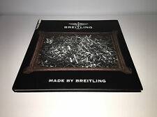 Libro Book BREITLING Made by Breitling 2011 - ESP - For Collectors