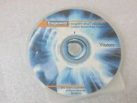 WATERS EMPOWER ACQUITY UPLC INSTRUMENT CONTROL OPTION PACK VER. 1.1 SOFTWARE