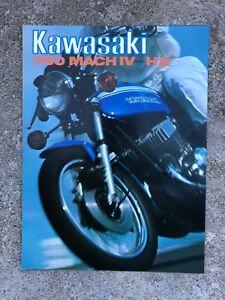 Kawasaki 750 H2 MachIV