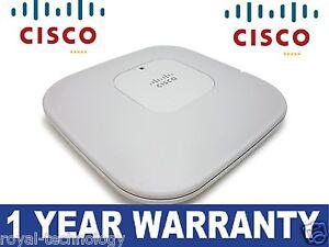 New Cisco Aironet AIR-LAP1142N-E-K9 802.11n  2.0 Dual Band Access Point +Bracket