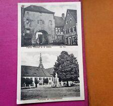 Zwischenkriegszeit (1918-39) Echtfoto mit Dom & Kirche für Architektur/Bauwerk