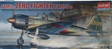 +++ MITSUBISHI A6M5c ZERO FIGHTER + 1/72 SCALE KIT by ACADEMY +++