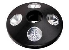 LAMPADA RIMUOVIBILE PER L'ILLUMINAZIONE DI OMBRELLONI 24 LED OMBRELLONE GIARDINO
