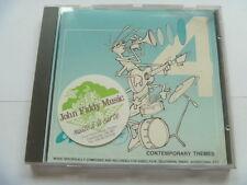 AVCD 704 THEMES MARTIN SEYSNER DICK KEMPER RARE LIBRARY SOUNDS MUSIC CD
