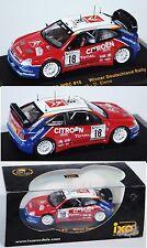 IXO RAM120 Citroen Xsara WRC 2003  Deutschland Rallye 2003 Loeb / Elena 1:43 OVP