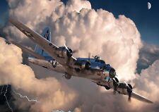 World War 2 Plane Air Craft  Photo Poster Print ONLY Wall Art A4