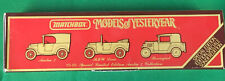 Matchbox Collectibles Models Of Yesteryear YS-65 AUSTIN 7 COLLECTION MIB