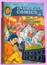 Vintage Indrajal Comics The Sweet Revenge Super Hero Bahadur (CM7)