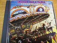 EMERSON LAKE & PALMER BLACK MOON CD MINT--- 4 BONUS TRACKS
