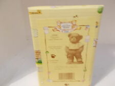 CHERISHED TEDDIES CT012 GIACOMO 'JAKE' BEARCINO 2001 MEMBEARS EXCLUSIVE FIGURINE