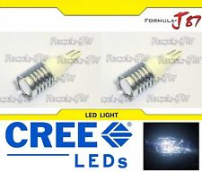 LED Light 5W 921 White 5000K Two Bulbs Back Up Reverse Replacement Upgrade OE