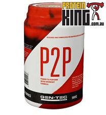 GENTEC P2P INTRA WORKOUT 900G BLUEBERRY BCAA AMINOS RECOVERY BCAAS BPI GEN TEC