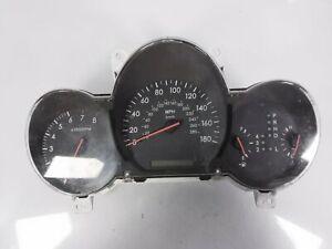 2002-2005 Lexus Sc430 Speedometer Instrument Cluster 83800-24130 * Navi Model