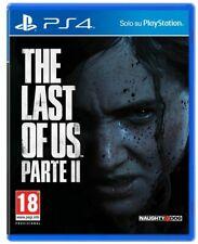 THE LAST OF US PARTE 2 II PS4 GIOCO NUOVO SIGILLATO ITALIANO IMPORT PLAYSTATION