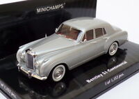 Minichamps 1/43 Scale 436 139552 - 1956 Bentley S1 Continental - Silver